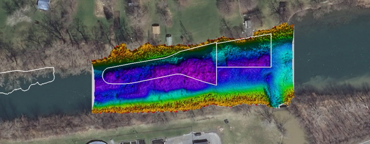 Affiliated Researchers Michigan Pre and Post Dredging Surveying Services