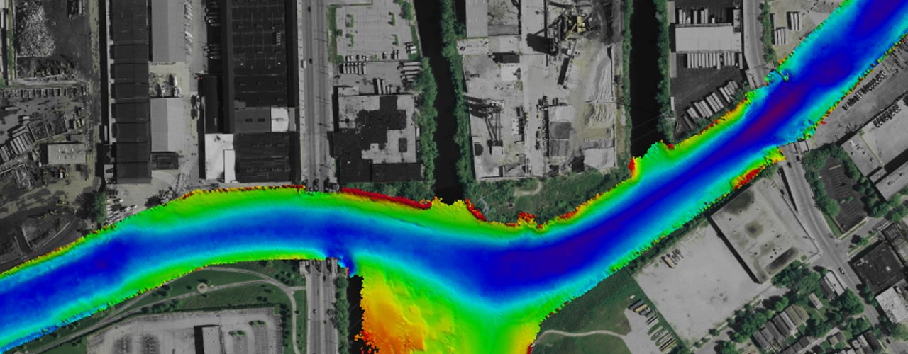Affiliated Researchers Multi Beam Sonar Surveying Services