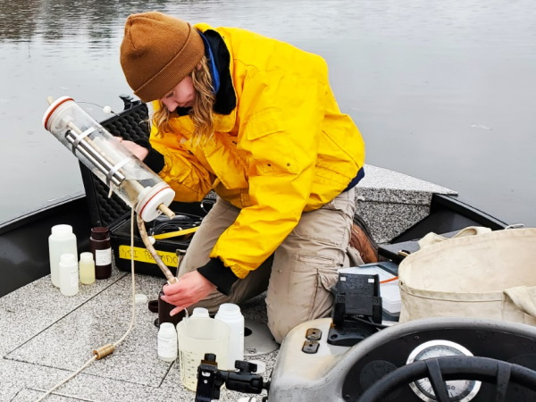 Affiliated Researchers Water Quality Sampling and Monitoring Service