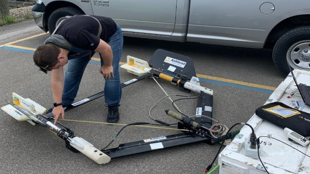 Affiliated Researchers Conducts Magnetometer Surveying Services