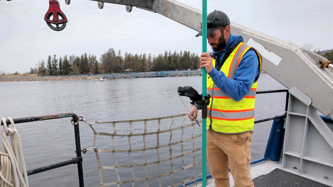 Affiliated Researchers Provides RTK-GPS Services to NOAA